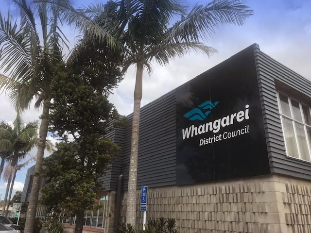 Data Network Cabling for Whangarei District Council Services