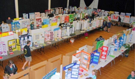 Central Northland Science and Technology Fair Displays 2019